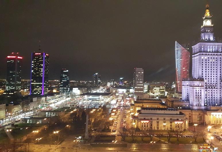 Centre Apartamenty Warszawa, Varšava, Výhľad na mesto z ubytovacieho zariadenia