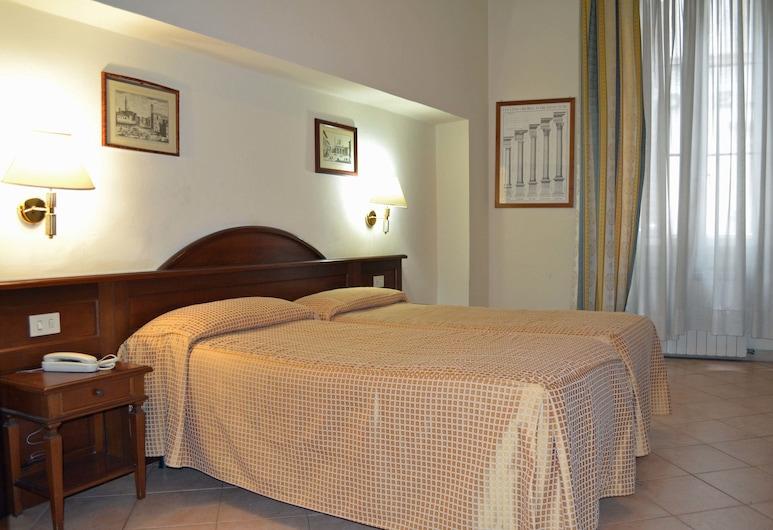 Hotel Spagna, Florence, Double or Twin Room, Bilik Tamu