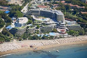 Foto van Crystal Sunrise Queen Luxury Resort & Spa - All Inclusive in Side