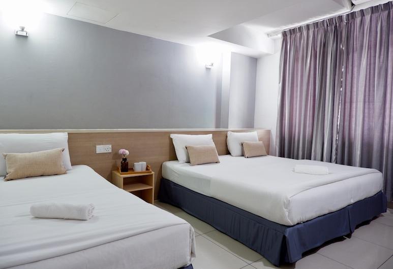 虹膜花園酒店, 吉隆坡, 家庭標準客房, 客房