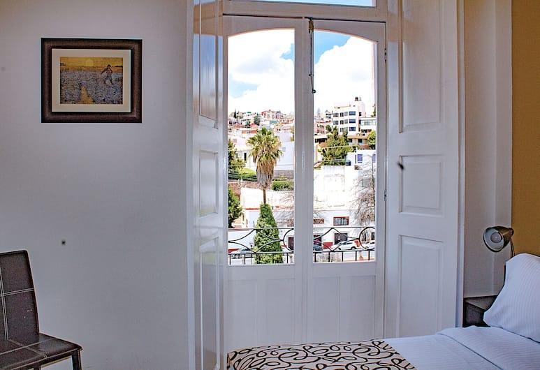 Mansión Aréchiga Hotel, Zacatecas, Deluxe Room, Guest Room View