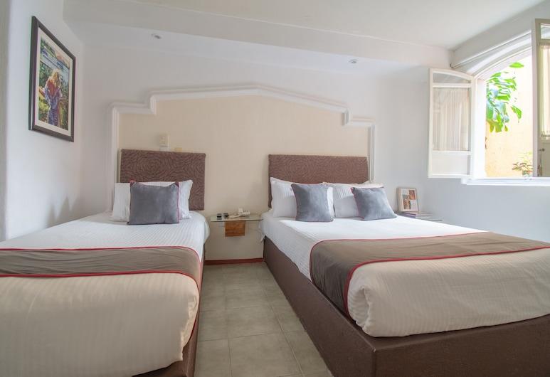 Collection O Hotel Casona de los Vitrales, Zacatecas, Pokój dla 3 osób standardowy, Pokój