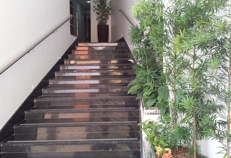 Hotel Gaia - adults only, San Paulas, Laiptai