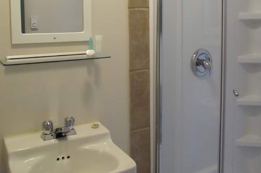 Suite, 1 Bedroom, Kitchen - Bathroom