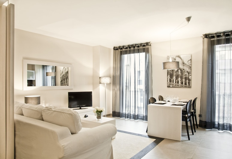 Up Suites Bcn, Barcelona, Estúdio, Sala