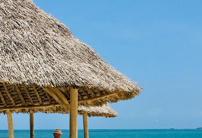 LandMark Mbezi Beach Resort, Dar es Salaam, Spiaggia