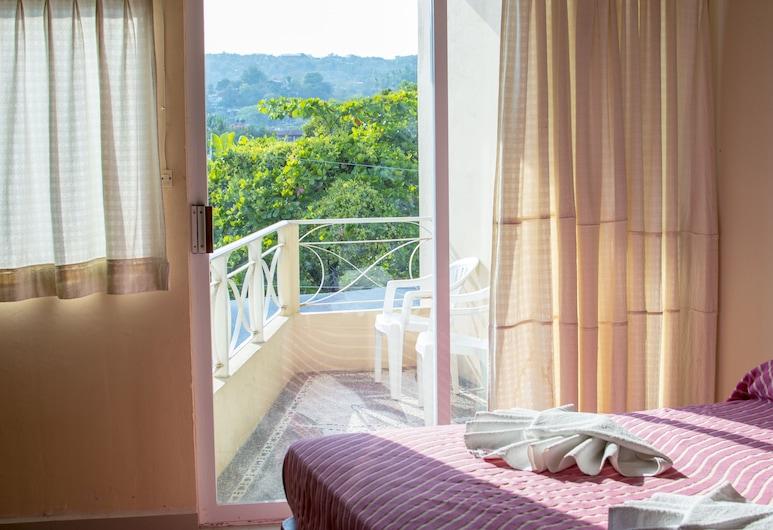 Hotel Zihua Express, Zihuatanejo, Tuba, 1 ülilai voodi, Vaade toast
