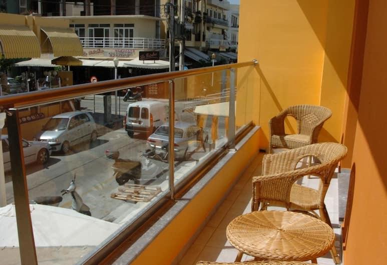 Diana Boutique Hotel, Rhodes, Double Room, Balkoni