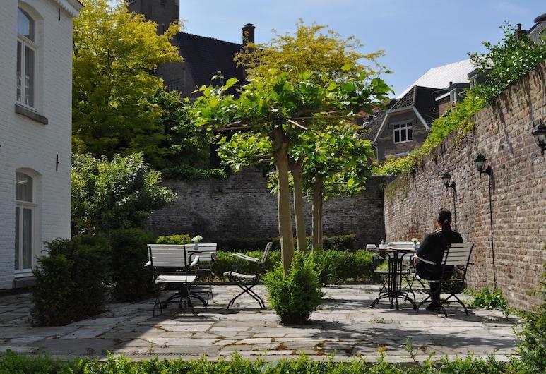 Boutique Hotel Sint Jacob, Maastricht, Terrasse/Patio