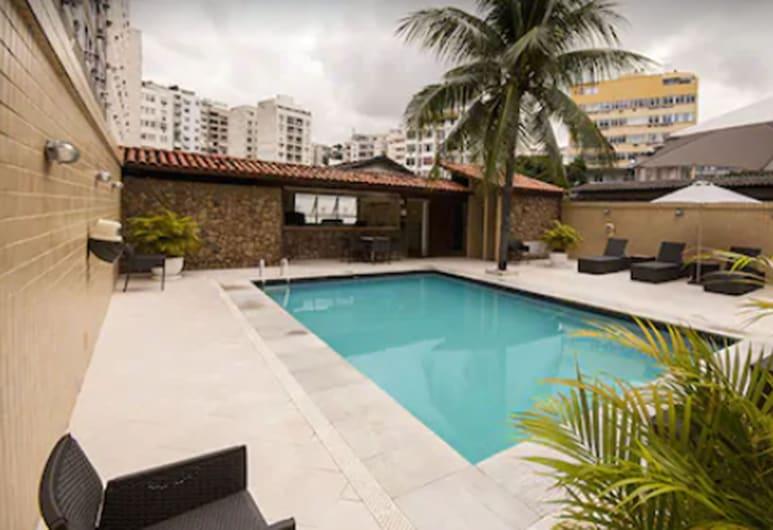 Imperial Hotel, Rio de Janeiro, Outdoor Pool