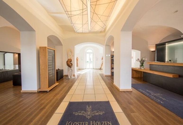 Kloster Holzen Hotel, Allmannshofen, Recepción