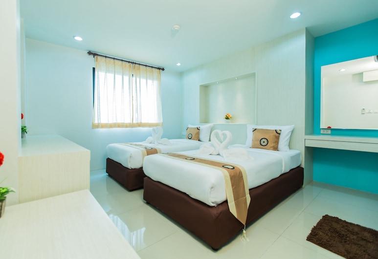 Le Touche', バンコク, デラックス ツインルーム, 部屋