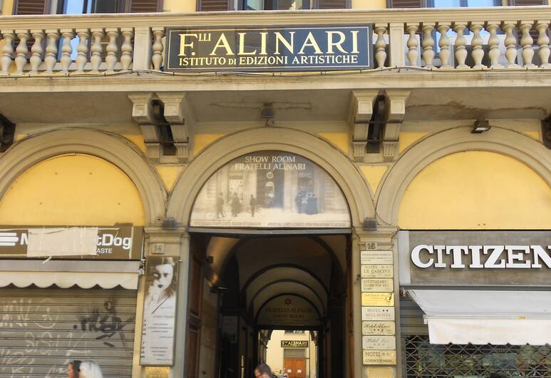 Affittacamere Alba, Florencia