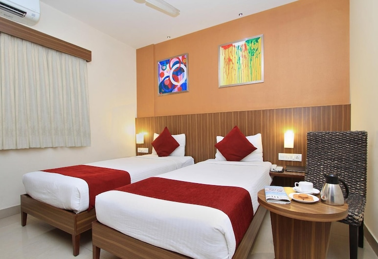 Nandhana Comforts Marathahalli, Bengaluru, Habitación