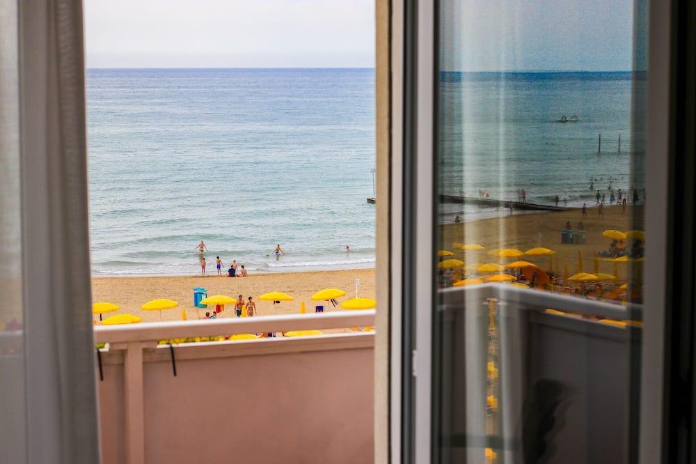 舒適套房, 2 間臥室, 海景 - 陽台景觀
