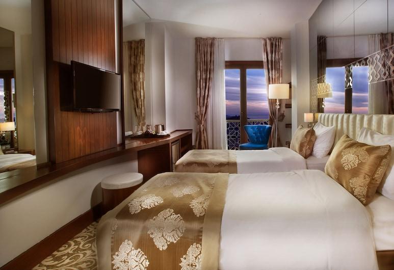 Pera Center Hotel, Istanbul, Dvojlôžková izba typu Superior, Hosťovská izba