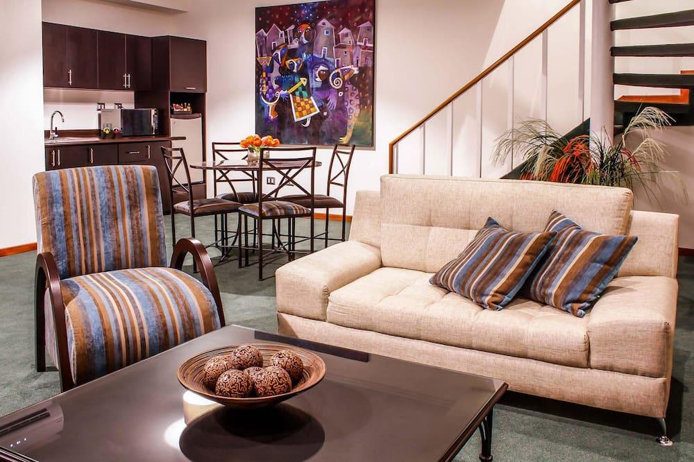Suite Grand - Area Keluarga