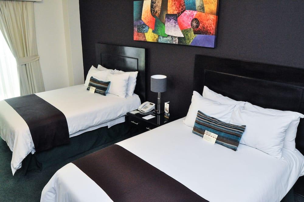 Suite Deluks, 2 Tempat Tidur Double - Area Keluarga