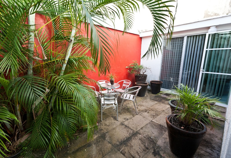 Hotel H Américas, Guadalajara, Teras/Veranda