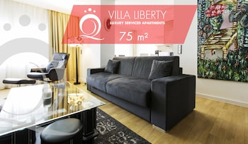 Picture of The Queen Luxury Apartments - Villa Liberty in Luxembourg City