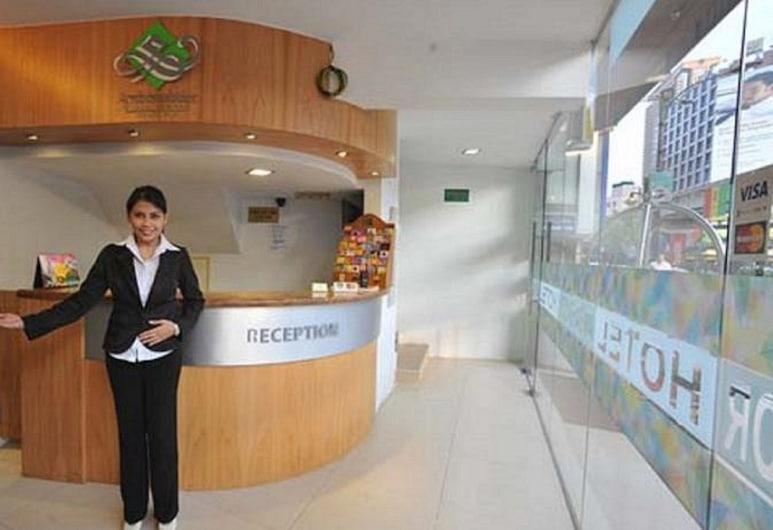 Hotel Ambassador Bukit Bintang, Kuala Lumpur, Fuajee