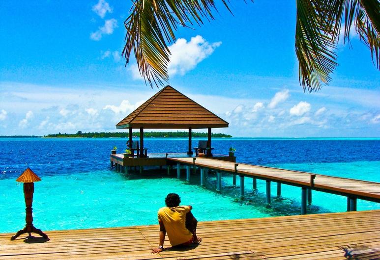Ranveli Island Resort, Villingilivaru Island, Hafenanlage