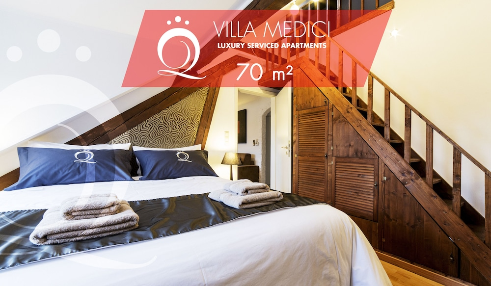 The Queen Luxury Apartments - Villa Medici, Luxembourg City