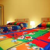 Doppel- oder Zweibettzimmer, Gemeinschaftsbad - Kinder-Themenzimmer