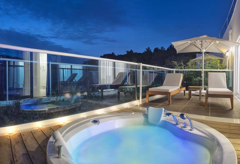 Garcia Resort & Spa, Fethiye, Superior Room with Jacuzzi, Balcony