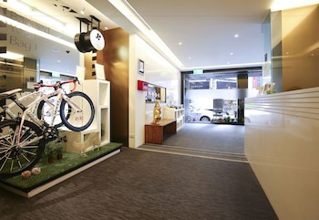 Picture of Dandy Hotel - Tianjin Branch in Taipei