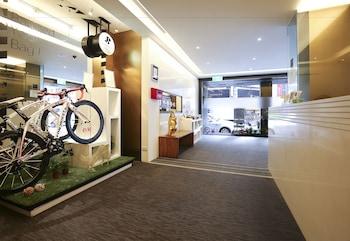 台北、ダンディホテル 天津店 (丹迪旅店 天津店)の写真
