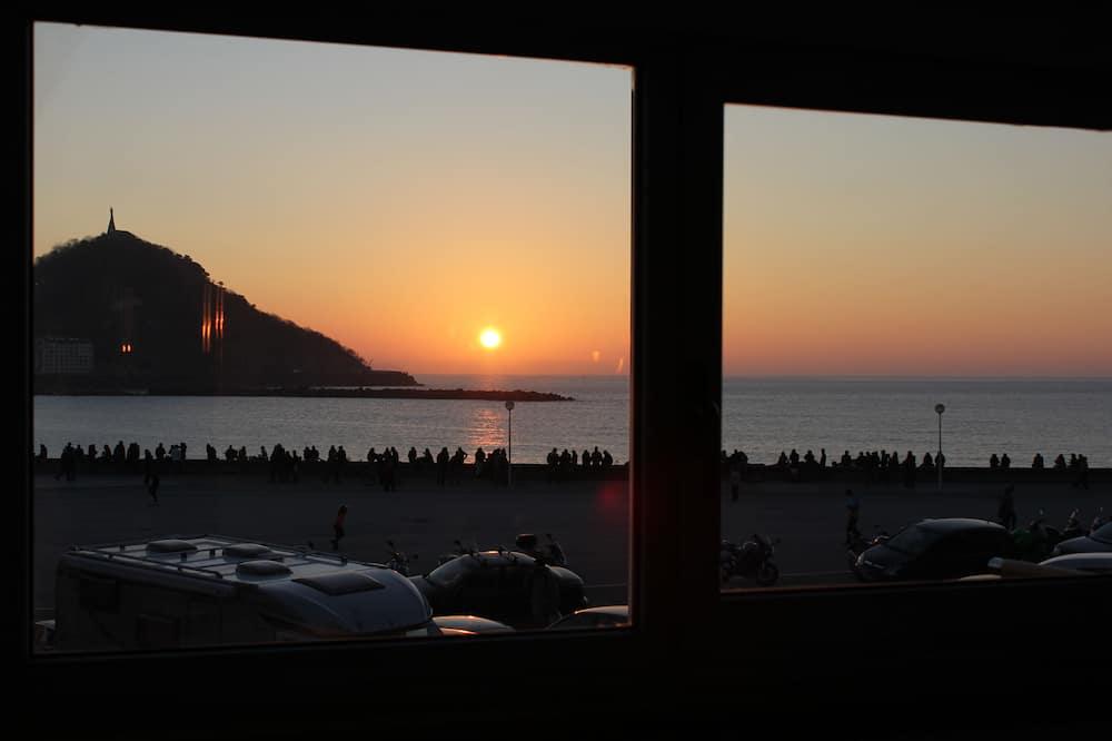 Superior szoba kétszemélyes ággyal, kilátással a tengerre - Strand