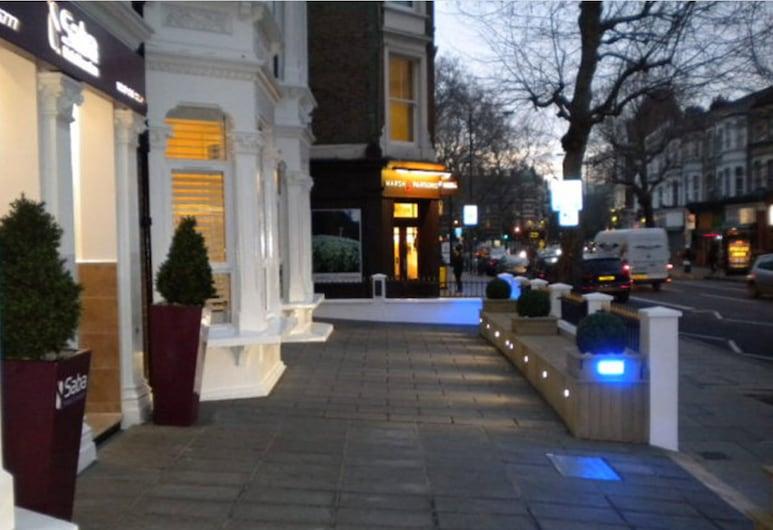 Saba Hotel London by Saba, Londýn, Záhrada