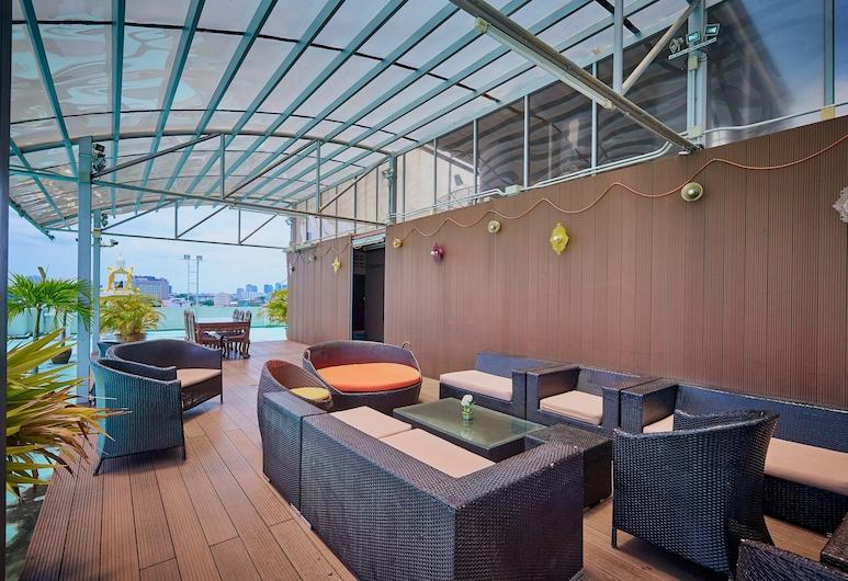 斯瓦萊酒店, 曼谷, 陽台