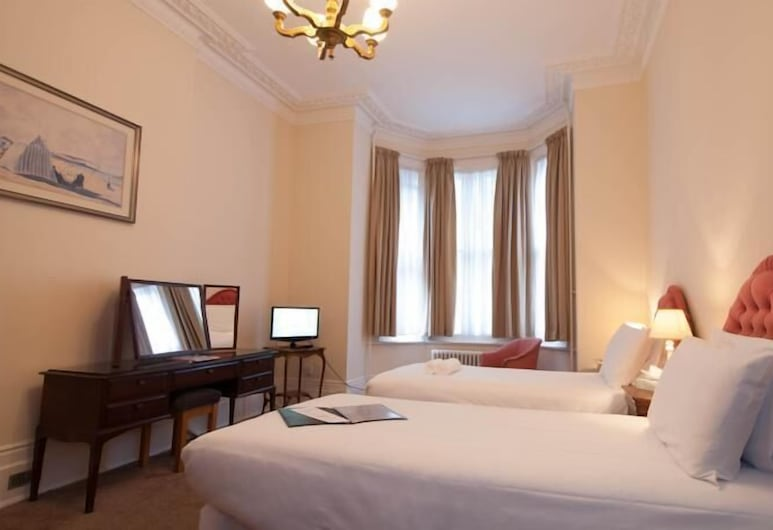 The Courtlands Hotel, Hove, Twin Room, Guest Room