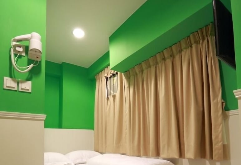 ColorZ Hostel, Kowloon, Standard Double Room, Guest Room