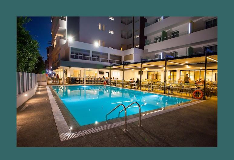 Pefkos Hotel, Limassol, Utvendig