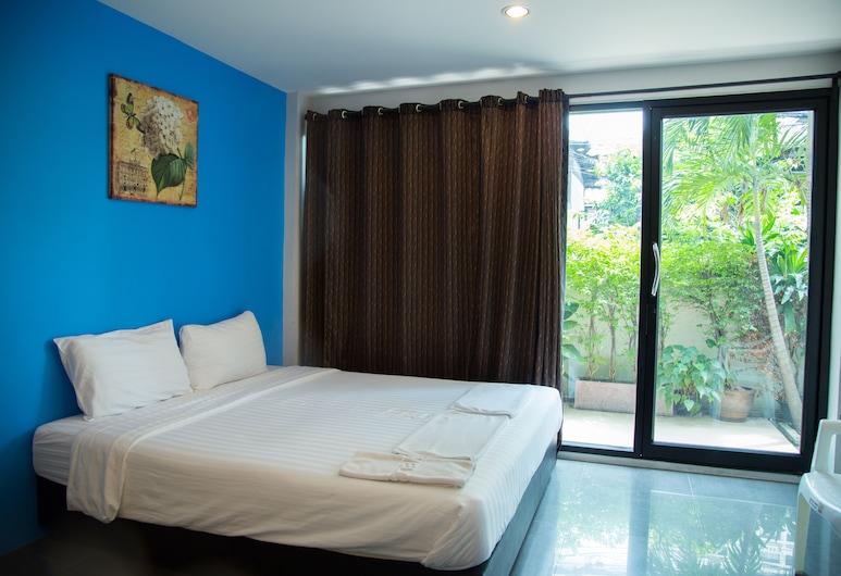 Varinda Hostel, Bangkok, Deluxe-Doppelzimmer, Zimmer