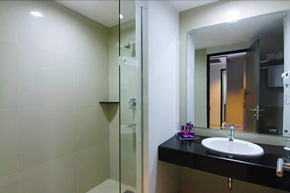 Chambre Deluxe, 2 lits une place - Salle de bain
