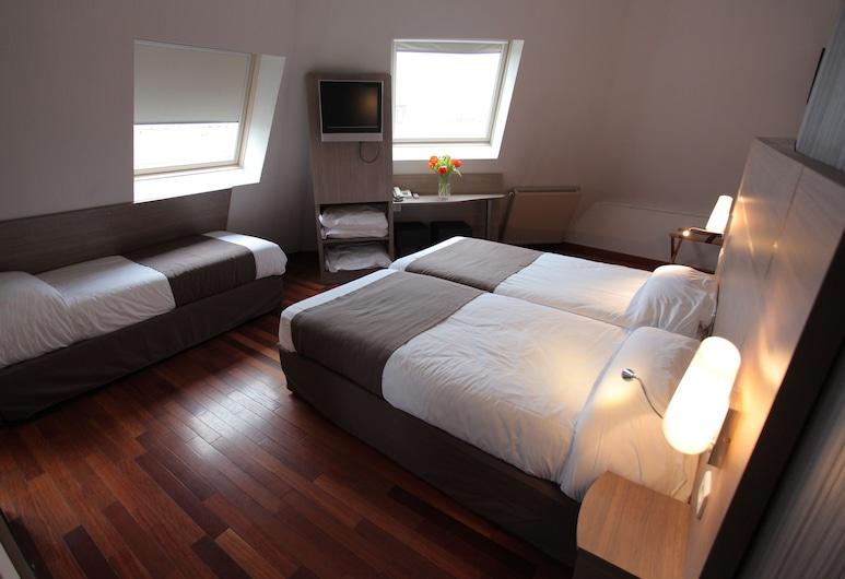 Grand Hôtel du Loiret, Παρίσι, Τρίκλινο Δωμάτιο, Δωμάτιο επισκεπτών