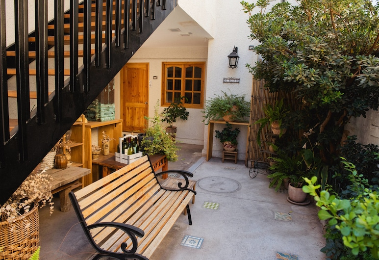 De Blasis B&B, Santiago, Terrasse/veranda