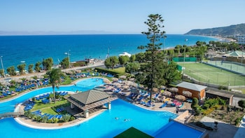 Choose This 4 Star Hotel In Rhodes