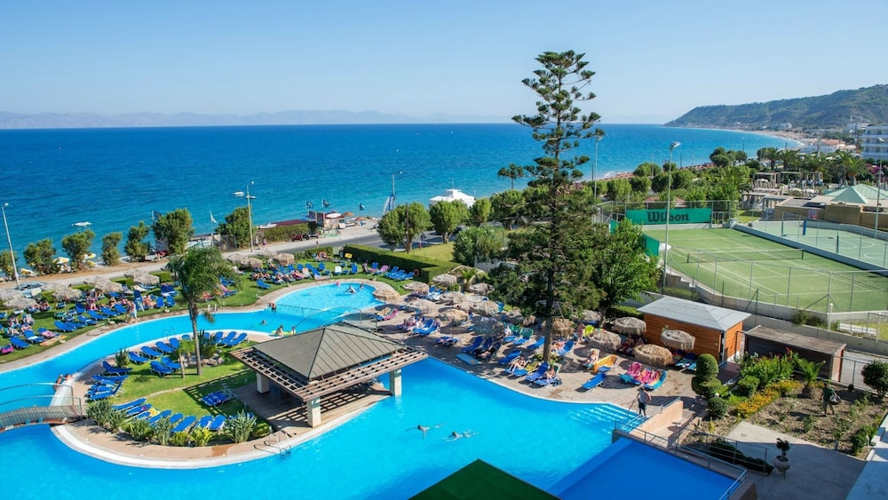 Oceanis Hotel All Inclusive Rhodes