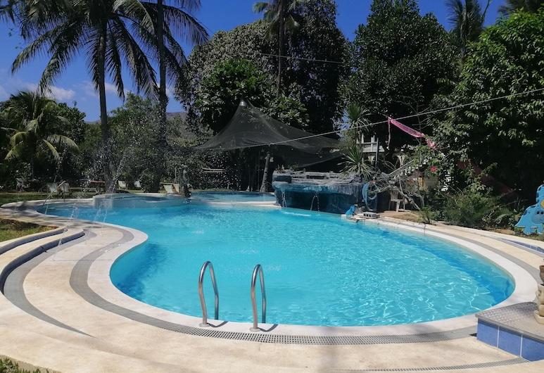 KokosNuss Garden Resort, Корон, Відкритий басейн