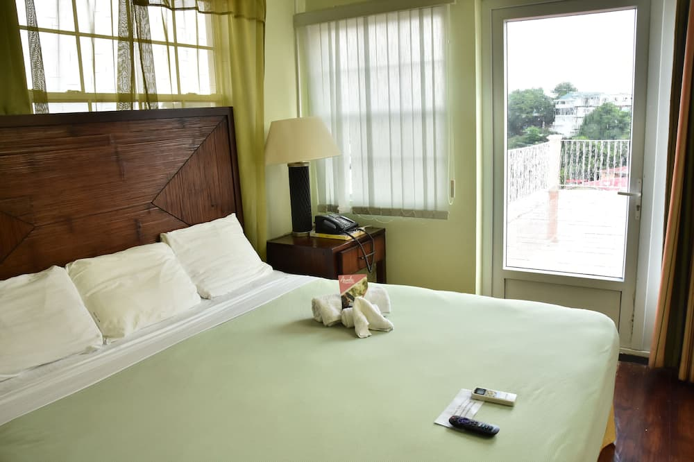 Comfort Μονόκλινο Δωμάτιο, 1 King Κρεβάτι, Θέα στη Θάλασσα - Δωμάτιο επισκεπτών