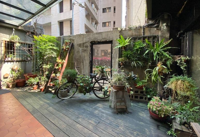 Cho Hotel, Taipei, Tuin