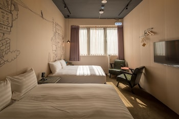 台北、Cho Hotelの写真