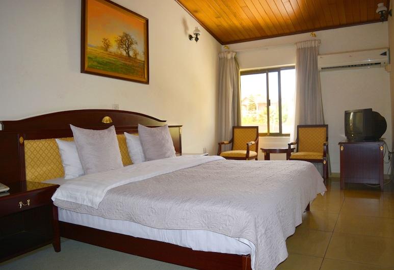 Hotel Georgia, Accra, Standard Single Room, Guest Room