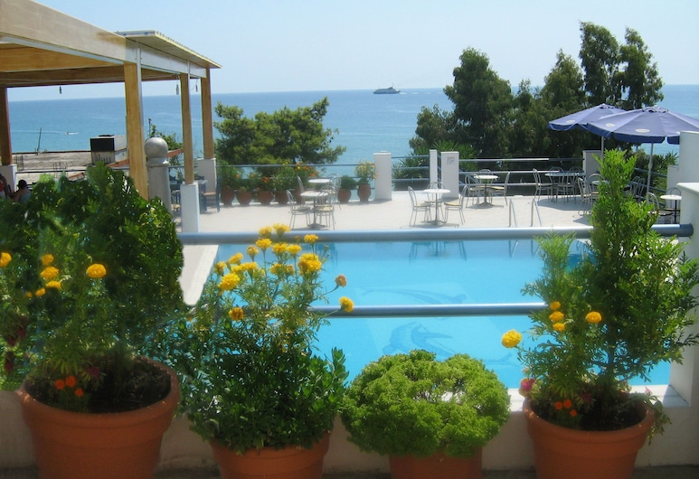 Hotel Dimitra, Preveza, Outdoor Pool