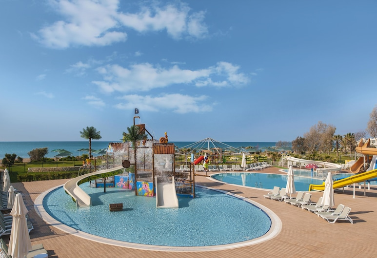 Hotel Kaya Belek - All Inclusive, בלק, בריכת ילדים